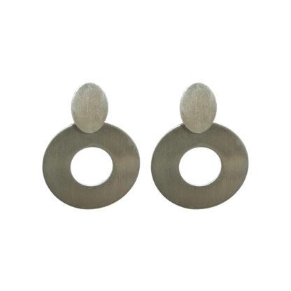 Flow Jewels oorbellen 18338-zilver