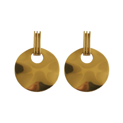 FlowJewels oorbellen goud