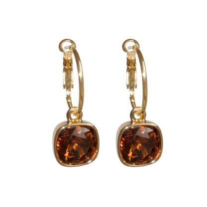 Flow Jewels 19308 goud-bruin