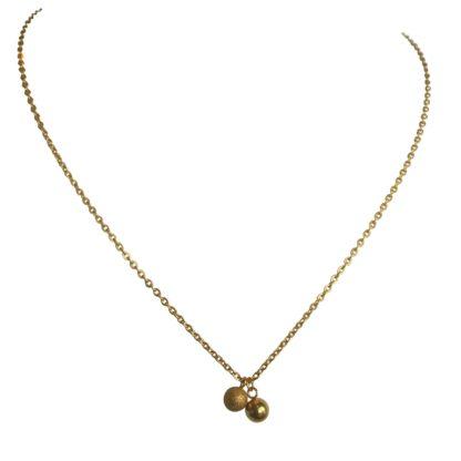 Flow Jewels ketting 18227 goud