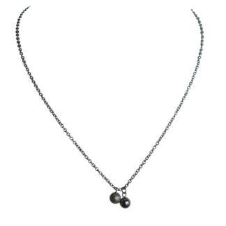Flow Jewels ketting 18227 zilver