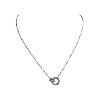 Flow Jewels ketting 19211 zilver