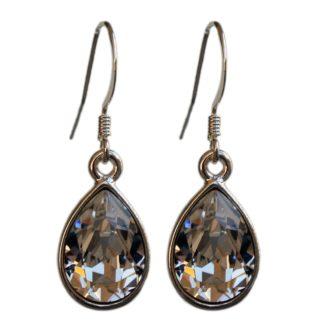 Flow Jewels oorbel 13337 - zilver-grijs