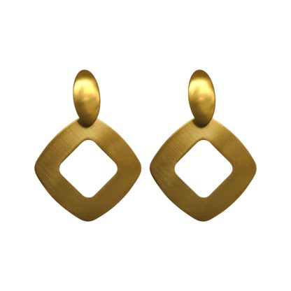 Flow Jewels oorbel 18337 goud