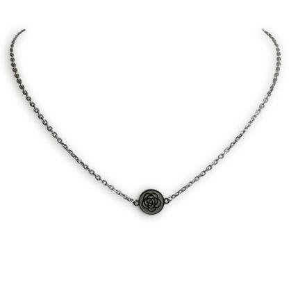 Flow Jewels ketting zilver