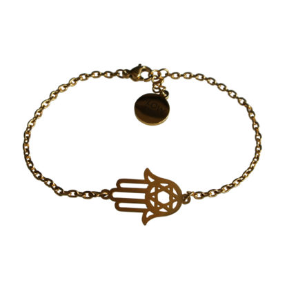 Flow Jewels armband-goud