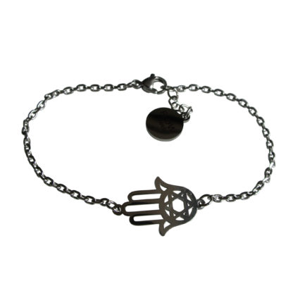 Flow Jewels armband-zilver