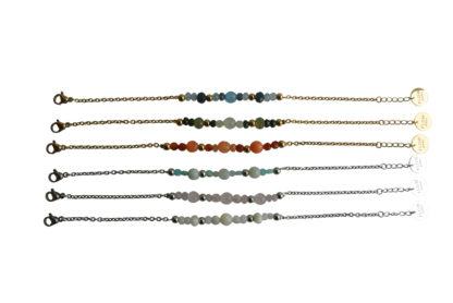 FlowJewels armbanden 6 kleuren