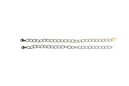 FlowJewels armband goud en zilver