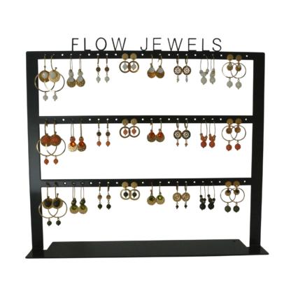 FlowJewels display oorbellen